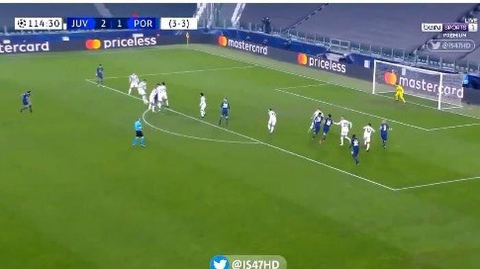 Cristiano Ronaldo Dikolongi, Dianggap tak Beres Jadi Pagar Betis: Biang Kerok Juventus Tersingkir