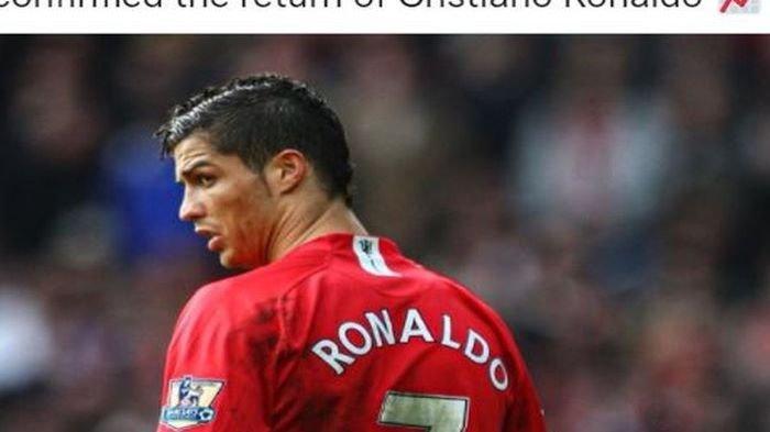 Deretan Nomor 7 yang Gagal di Manchester United Pasca Ditinggal Cristiano Ronaldo, Berikut Kisahnya
