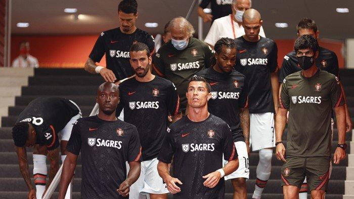 Termasuk Cristiano Ronaldo 2 Pemain Senior Portugal di Euro 2020 Paling Berpengaruh & Pernah 1 Klub
