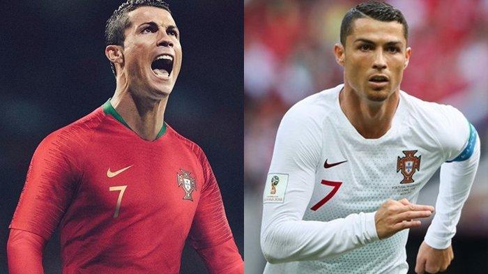 Ternyata Ini Alasan Cristiano Ronaldo Selalu Pakai Jersey Lengan Panjang di Timnas Maupun Klub