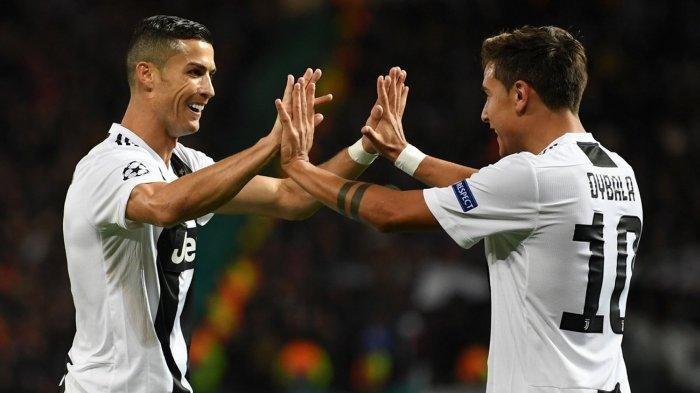Babak Pertama Verona Vs Juventus, Tuan Rumah Paksa Cristiano Ronaldo Cs Main Bertahan