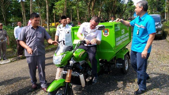 Masalah Sampah Jadi Prioritas, Pemkot Pagaralam Disupport Pihak Ketiga Sediakan Sarana Kebersihan