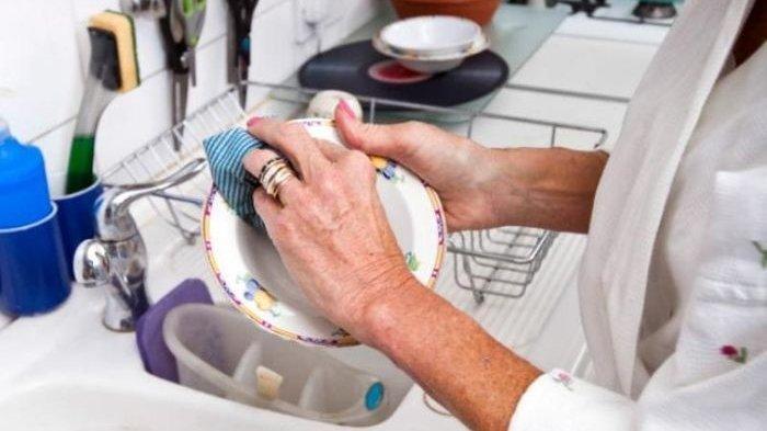 Tips Mencuci Piring Berminyak setelah Lebaran, Ikuti Cara Mudah Ini Dijamin Kotoran Rontok Seketika