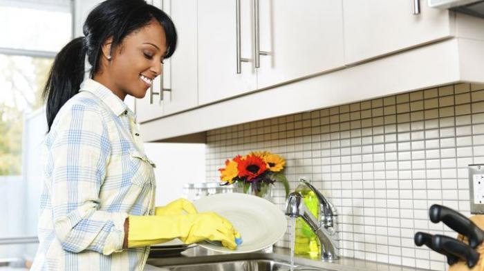 Bisa Hemat 3 Kali Lipat, Begini Cara Membuat Sabun Cuci Piring agar Jadi Banyak dan Kental, Terbukti