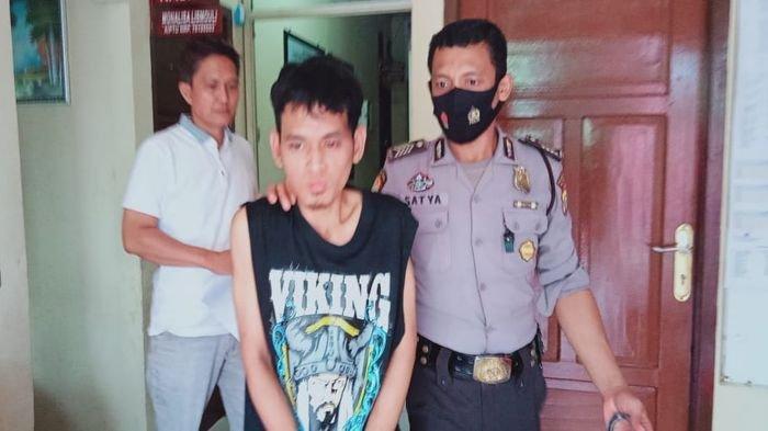 Seorang Pria di Banyuasin Ngaku Dipaksa Teman Curi Motor, Malah Ketagihan Lalu Ulangi Lagi