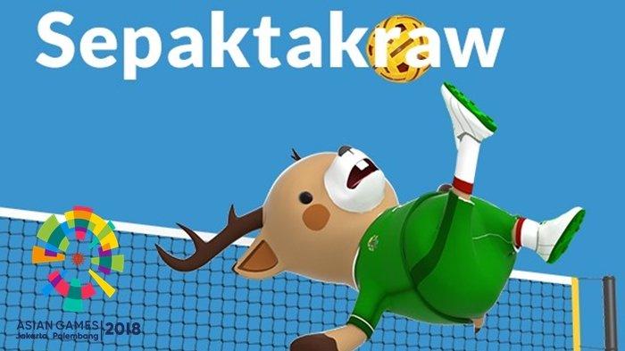 5 Atlet Sepak Takraw Asian Games 2018 Asal Gorontalo Dapat Bonus Motor Baru