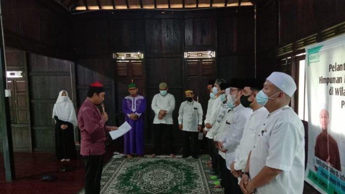 Pelantikan Pengurus Daerah Himpunan Dai Muda Indonesia (HDMI) Palembang dan Banyuasin
