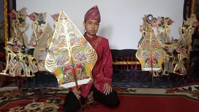 Kgs Wirawan Rusdi :  Lemaknyo Jadi Dalang Wayang Wong Palembangtu Kito Pacak Kemano Bae, Gratis Pulo