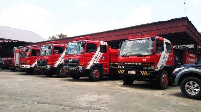 Alamat dan Nomor Telepon Pemadam Bahaya Kebakaran di Palembang, Ada Tujuh Kantor di Palembang