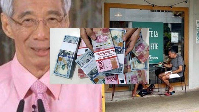 Dampak Berani Berdamai dengan Covid-19, Nilai Tukar Dolar Singapura Menguat Terhadap Rupiah