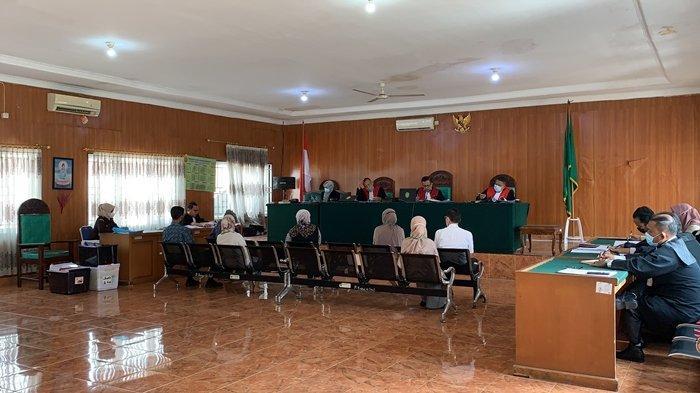 Pengakuan Mantan Kepala SMAN 13 Palembang Terdakwa Korupsi Dana BOS, Saya Tak Ambil tapi Ganti Uang