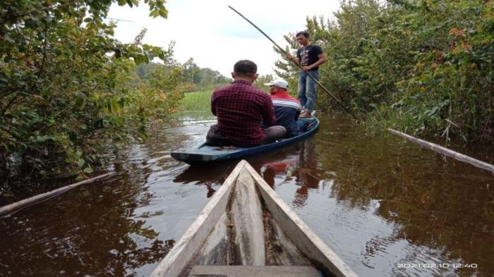 Sekum Pengprov PSAWI: Danau Datuk di Peninjauan, OKU, Cocok Jadi Venue Ski Air Porprov SumselKe-13