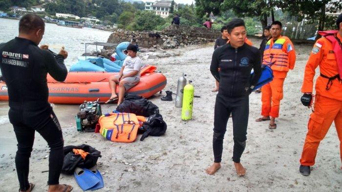 Berenang di Pinggir Danau Toba, Seorang Pria Dilaporkan Tewas Tenggelam