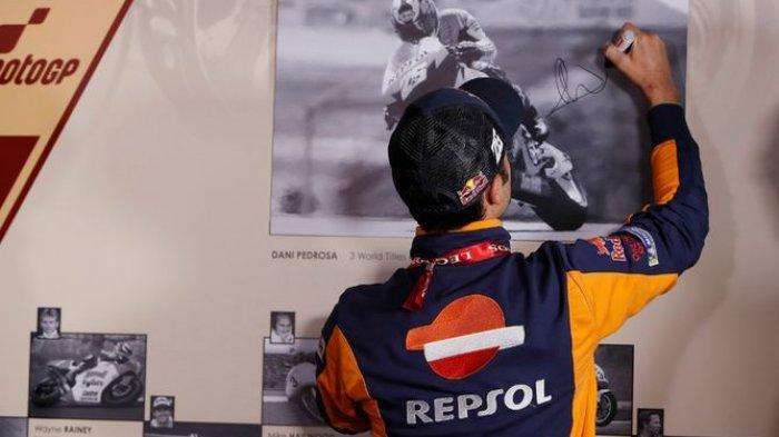 Jelang Dimulainya MotoGP Valencia, Dani Pedrosa Dinobatkan Jadi Legenda MotoGP