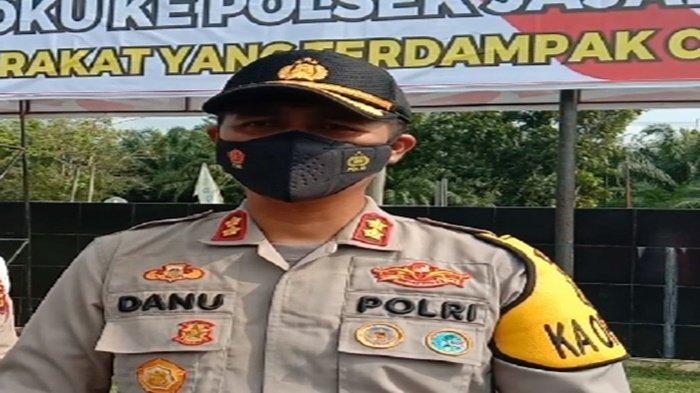 Polisi Bekuk Tersangka Ruda Paksa Anak Bawah Umur