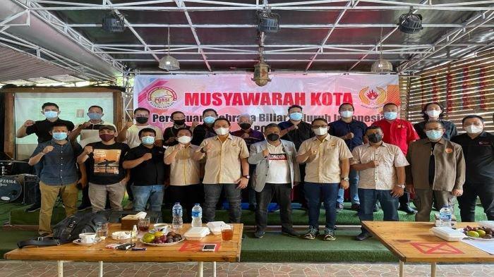Didukung 6 Klub Biliar dan 3 rumah Biliar, Dany Desrandy Shariff Nahkodai POBSI Kota Palembang