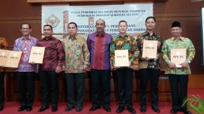 Kabupaten Lahat Kembali Terima WTP