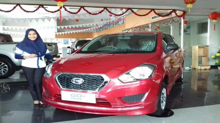 Launching Datsun Go & Go+ di PS Mall dan Test Drive Cross, Tersedia Lucky Dip Voucher Puluhan Juta