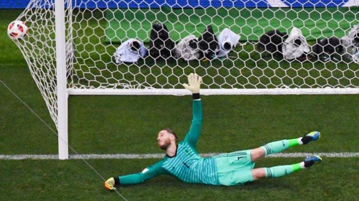 Bawa Pulang Rapor Merah, Ini 7 Meme Kocak David De Gea Pecahkan Rekor 52 Tahun di Piala Dunia