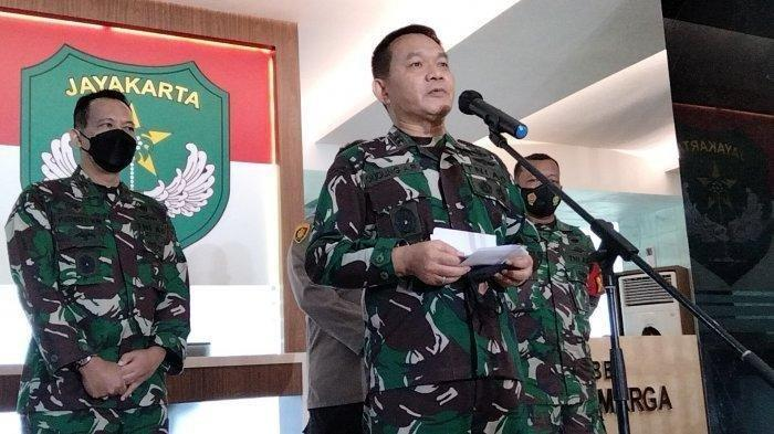 MANTAN Dandim Palembang, Calon Kuat Pengganti Jenderal Andika: Berani Copot Baleho Rizieq Shihab
