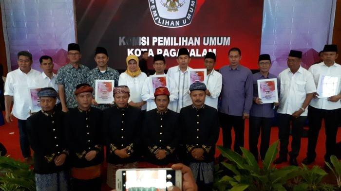 Kado HUT Ke-17 Pagaralam, KPU Sukses Gelar Debat Putaran Kedua