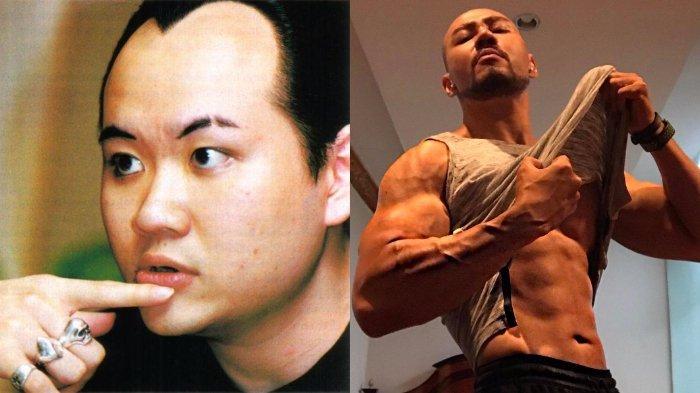 Perubahan Drastis Deddy Corbuzier Dulu Identik Dengan Rambut Uniknya Sekarang Berotot Sriwijaya Post