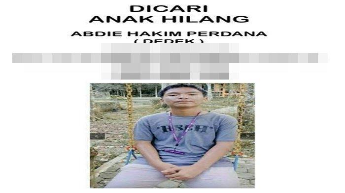 Dedek, hilang selama 2 minggu, ternyata tewas dibunuh