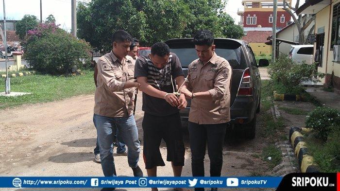 BREAKING NEWS : Bandit Tebar Paku Beraksi di Indralaya OI, Keok Ditembak Petugas Polsek Indralaya