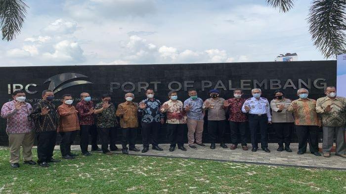 Wujudkan Pelabuhan Bersih dari Aksi Pungli, IPC Palembang Deklarasikan Antri Fraud