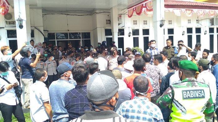 Gaji BPD dan Perangkat Desa di Muratara Akan Dibayar Januari 2021, Sudah Tiga Bulan tak Dibayar