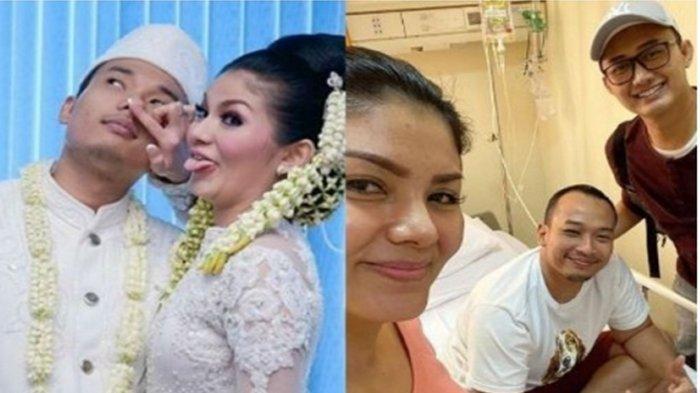 Profil: Cinta Sejati Intan RJ, Trauma Dengar Ambulans, Ingat Detik-Detik Terakhir Kepergian Suami