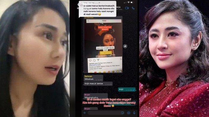 Sikap Denise Chariesta Dibongkar, Teman Lama Ngaku Ditinggalkan & Dibuang, Dewi Perssik Bereaksi