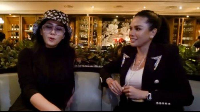 Nikita Mirzani Sarankan Denise Masuk Penjara, Buntut Saling Hina dengan Dewi Perssik: Gue Jamin!