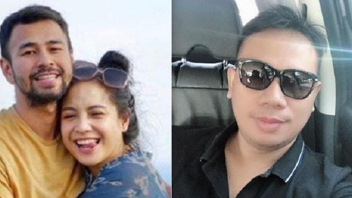 Depan Vicky Prasetyo, Raffi Ahmad Kuatkan Nagita Slavina yang Keguguran, Bukti Test Pack Kini Hilang