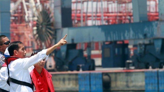Gegara Ada Depo 'Laknat' Di Tanjung Priok Picu Presiden Jokowi Telpon Kapolri