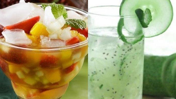 Deretan Minuman yang Cocok Untuk Berbuka Puasa, Segar Sehat dan Gampang Dibikin