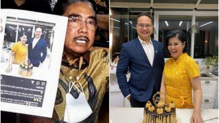 TERUNGKAP Pria Lain, yang Dituding Hotma 3 Hari ke Bali Bersama Desiree Tarigen:  Konsultan Bisnis