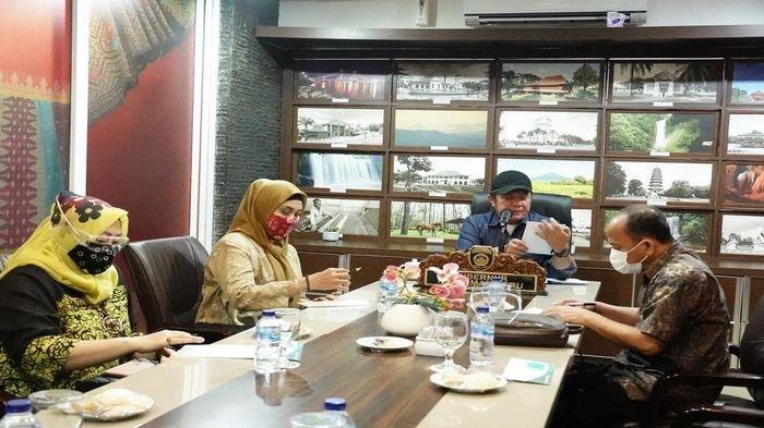Herman Deru Dorong Pengurus AMA Chapter Palembang Majukan Bisnis dan Ekonomi di Sumsel