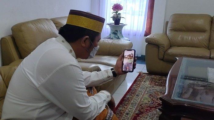 Masih Sakit Bekas Jambakan Itu, Gubernur Sumsel Video Call dengan Perawat, Herman Deru : Saya Kawal