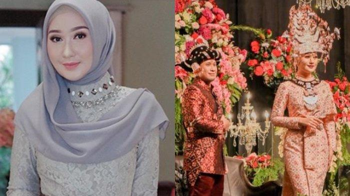 Desainer Asal Palembang, Dian Pelangi Dinikahi Sandy Nasution, 3 Tahun Akhirnya Lepas Status Janda!