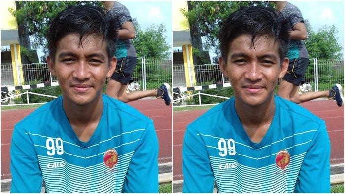 Motivasi Kuat Dani Gelandang, Pemain Trial Alumni PSIS U-20 yang Bermimpi Main di Sriwijaya FC