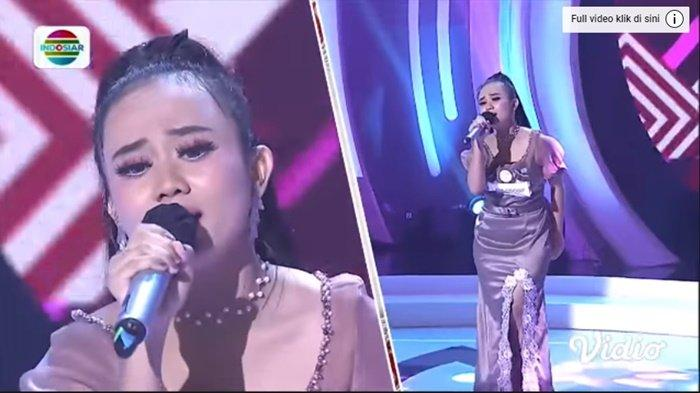 Dhea peserta audisi LIDA 2021 asal Lampung