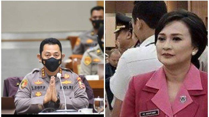 Sosok Istri Komjen Listyo yang Jarang Terekspos, Bukan Sembarangan, Berikut Kata Tito Karnvian