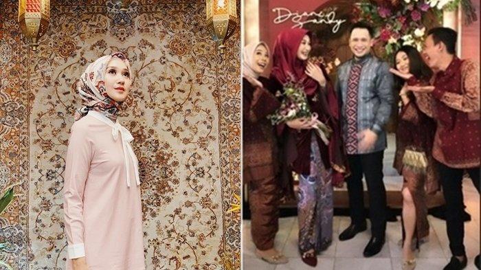 Desainer Asal Palembang Dian Pelangi Dilamar Pengusaha, 3 Tahun Menjanda, Kotak Cincin Disoroti!