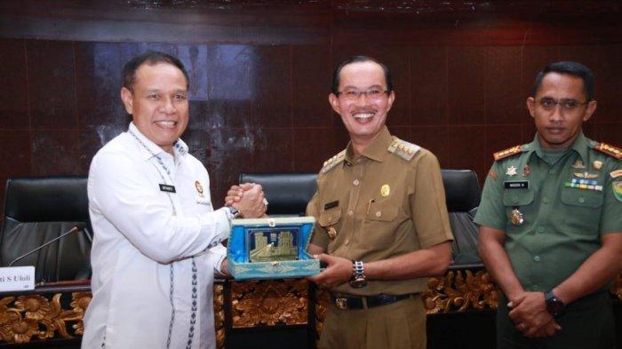 Dihadapan Wantannas, Walikota Palembang Harnojoyo Paparkan Pembangunan di Kota Palembang