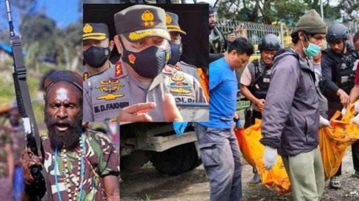 Dikepung Malah Nantang, 5 Ulah KKB Papua Selama 2 Hari, Tembak Mati Kepala Kampung dan Bakar Bandara
