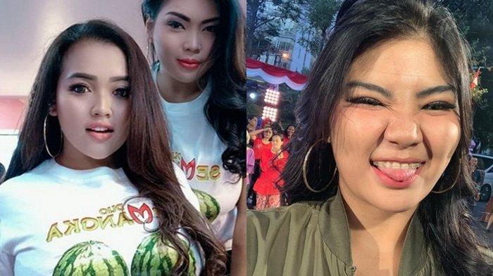 Dilabrak Clara Duo Semangka, Rosa Meldianti Terdiam Saat Borok Dibongkar, Terhina Disebut 'tak Rata'