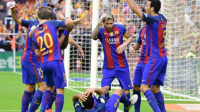 Cuci Gudang Barcelona Menargetkan Raup Rp 2 Triliun