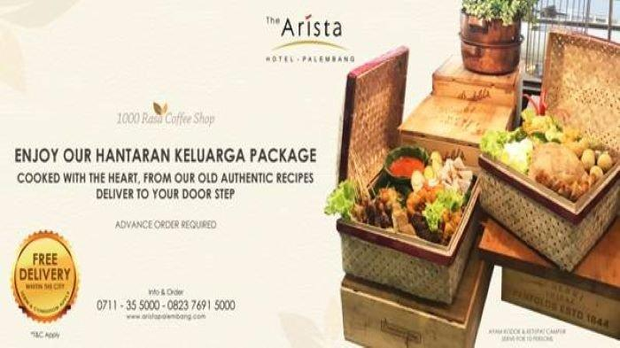 Dim Sum Diyakini Berkhasiat Meningkatkan Daya Tahan Tubuh, Ada di The Arista Hotel Palembang