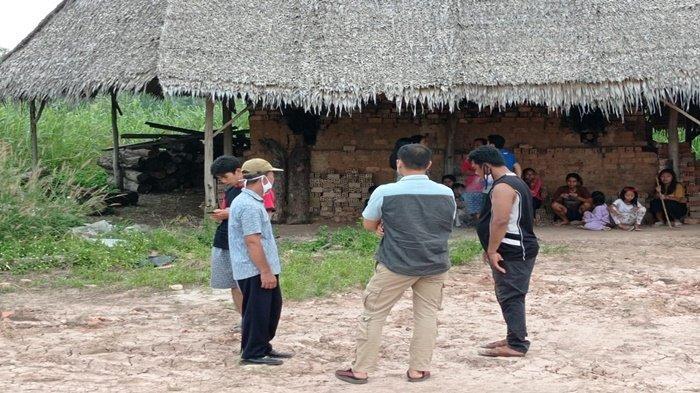 Kronologi Penemuan Jasad Pria Dimakan Biawak di Banyuasin, Kulit Kepala Korban Mengelupas